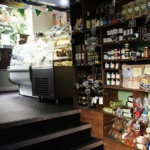 Deli Shelves